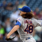 Jacob deGrom Named National League Co-Player of the Week