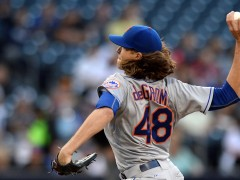 Breaking Down Jacob deGrom vs. San Diego Padres