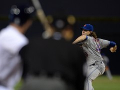 DeGrom Establishing Himself As One Of The NL's Best Starters