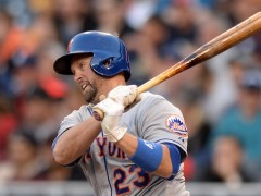 Cuddyer Out Of Lineup, Could Still Land On Disabled List