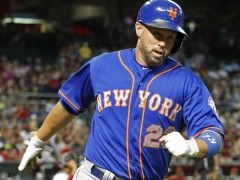 Disabled List Looms For Michael Cuddyer