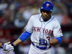 Mets Have No Plans to Move Curtis Granderson from Leadoff Spot