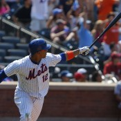 Lagares Blasts A Three-Run Shot As Mets Explode For Four Homers