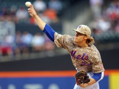 Syndergaard Electric Against Toronto's Explosive Lineup