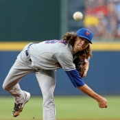 DeGrom Plays Stopper As Mets Snap 7 Game Losing Streak