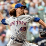 Mets Nearly Traded Jacob deGrom For Kelly Shoppach