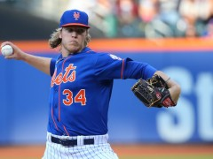 Syndergaard Electrifies Citi Field With A Dazzling 13 Strikeout Gem!