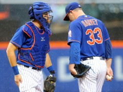 Mets-Reds Matchup Suspended At 1-1 After Six Innings