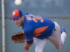 2015 Mid-Season Top 10 Mets Prospects