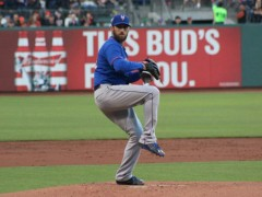 Breaking Down Jon Niese vs. San Francisco Giants