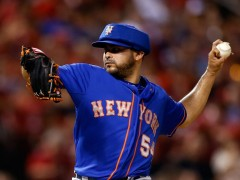 Mets DFA Alex Torres, Acquire LHP Eric O'Flaherty From A's