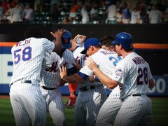 Johnson and Uribe Give Mets A New Look and New Attitude