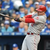 Mets Heavily Scouting Reds Slugger Jay Bruce