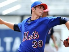 Minor League Roster Moves: Luis Cessa To Vegas, Leathersich To DL