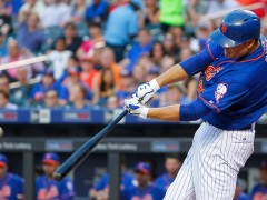 Lucas Duda Sighting At Citi Field… No Not That One, The Good One