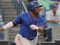 Dominic Smith Named FSL Player Of Month For June