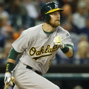 Latest On Zobrist: A's Had No Interest In Likes Of Nimmo, Cecchini, Fulmer