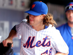 DeGrom's Frustration Boils Over