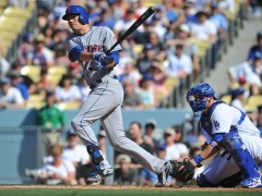 Wilmer Flores Comes Through For Mets In LA