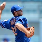 Mets Confirm Steven Matz Will Make One Final Rehab Start