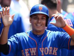 MMO Game Recap: Mets 8, Dodgers 0 #LetsGoMatz