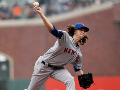 California Dreaming: DeGrom Wraps Up A Stellar First Half