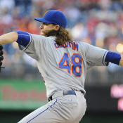 Breaking Down Jacob deGrom vs Washington Nationals