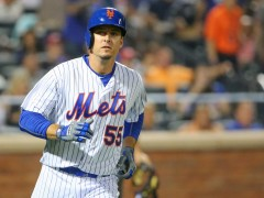 Kelly Johnson to DH Game 1 of World Series