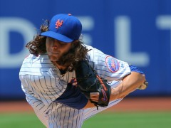 The Streak Ends At Eight As Mets Fall To Marlins 9-3