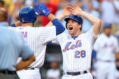 lucas duda home run daniel Murphy