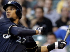 Astros Acquire Carlos Gomez From Brewers
