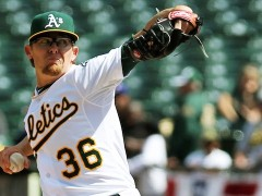 Mets Acquire A's Closer Tyler Clippard
