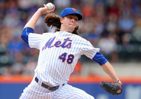 degrom july 2
