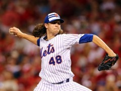 DeGrom Shined Bright Among The Stars