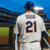 Lucas Duda Will Not Be Activated From DL When Eligible