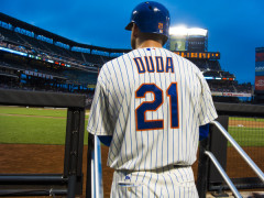 Mets Get Good News On Lucas Duda's Back