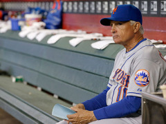Alderson Gives Collins Vote Of Confidence, Replacing Him Never Discussed