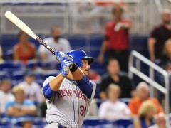 Conforto and Cespedes Blast Mets Into First Place!