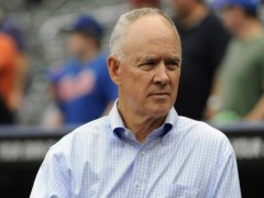 Sandy Alderson Has Yet To Complete His Mission