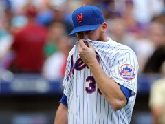 Parnell Was Not Happy About Being Placed On Disabled List