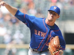 Verrett, Conforto Staying With Mets; Alvarez To Be Optioned