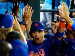 Michael Conforto To Get Time In Center Field And First Base