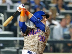 Colon Fires Eight Scoreless, Conforto and Grandy Homer in 3-1 Win Over Phils