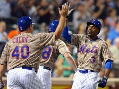 Mets To Dispense With Camouflage Uniforms In 2016