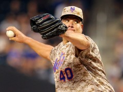 Bart Sizzles Yet Again On Mound For Mets