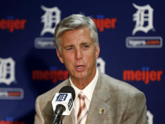 Dave Dombrowski Out As Detroit Tigers GM
