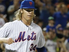 Syndergaard Shined Bright On Big Stage