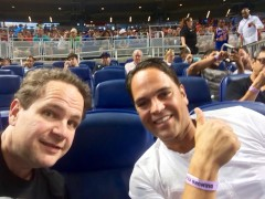 Mike Piazza Is Rooting For The Mets