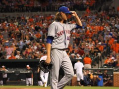 DeGrom Continues Bid For NL Cy Young Award