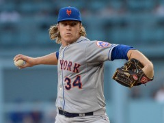 Syndergaard's Struggles On The Road Continue